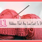 11 Hobbies that are Low Cost to Start
