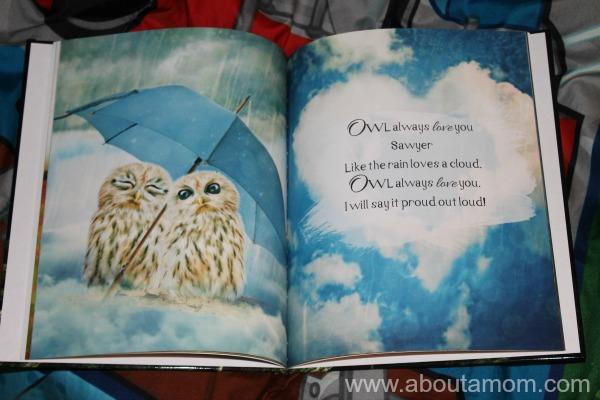 OWL Always Love You Book