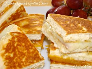 Pillsbury Grands Grilled Cheese Sandwiches