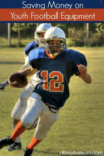 Saving Money on Youth Football Equipment
