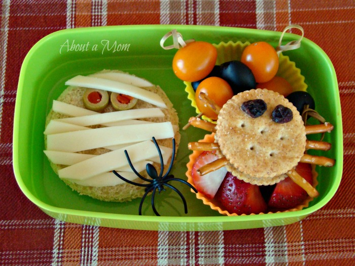 Halloween Bento for Kids