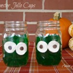 Monster Jello Cups