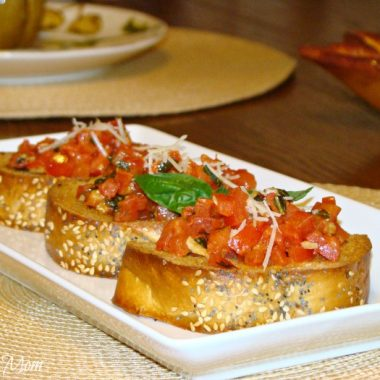 Rustic Bruschetta Recipe