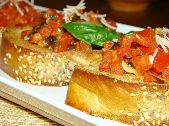 Rustic Bruschetta Recipe