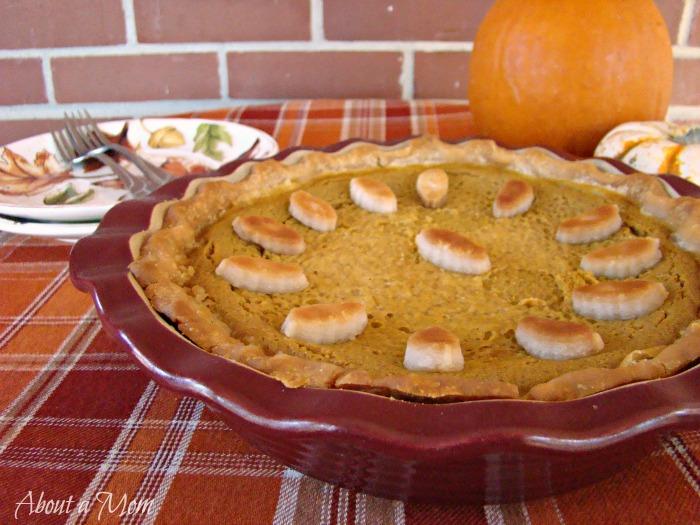Gluten Free Pumpkin Pie - About A Mom