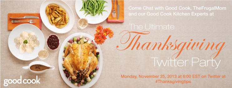 Good Cook Ultimate Thanksgiving Twitter Party