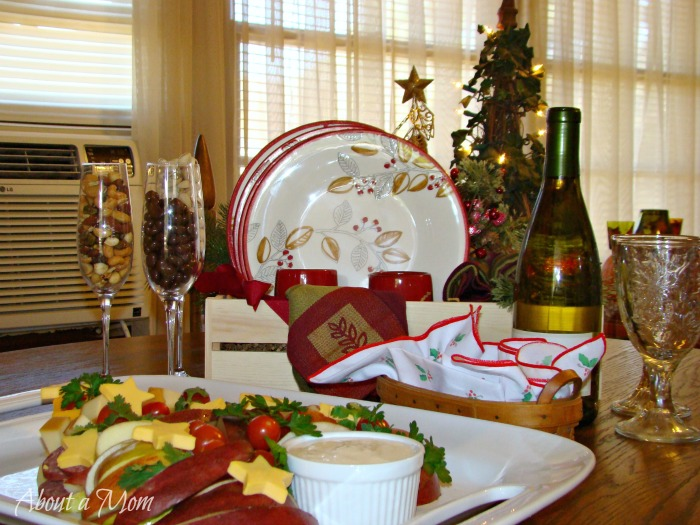 Hickory Farms Holiday Party Ideas