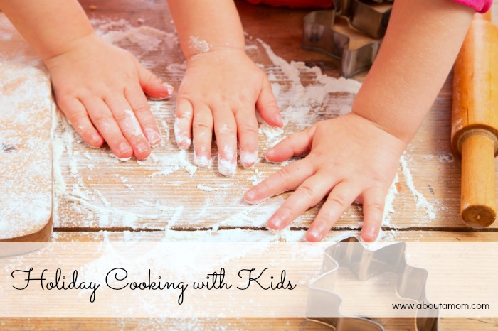 Holiday Cooking with Kids