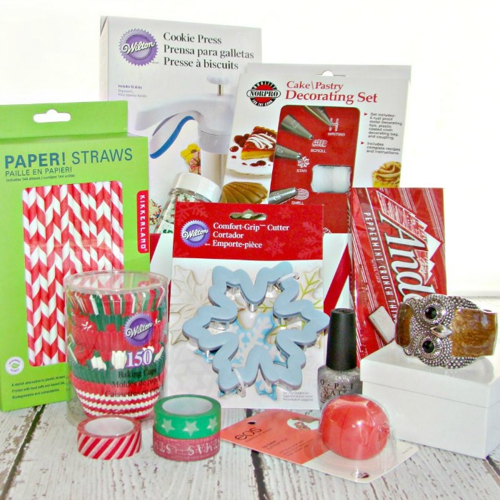 My Favorite Things Holiday Giveaway Hop on About a Mom