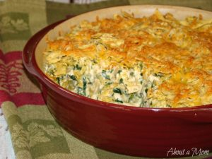 Southwestern Turkey Casserole is a great recipe to use up turkey leftovers!