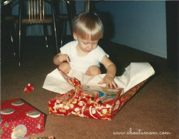 The Gift of Memories with YesVideo - Baby Boy's First Christmas
