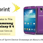 Win a Samsung Galaxy S 4 on About a Mom