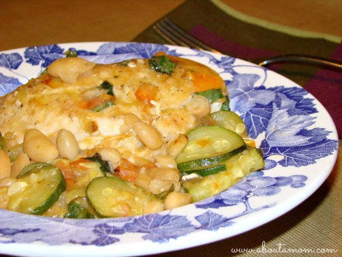 Italian White Bean Chicken Recipe