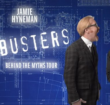 MythBusters Behind the Myths Live Show in Augusta