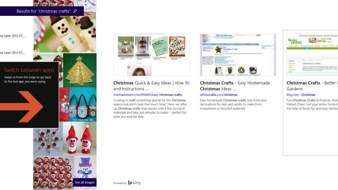 New Bing Smart Search