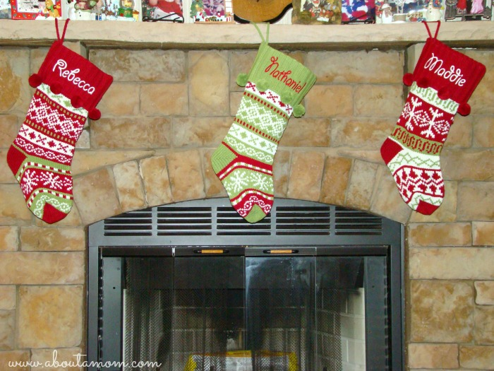 Personalized Stockings from Personal Creations