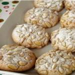 Pignoli {Pine Nut Cookies}