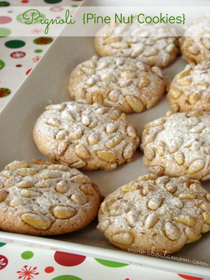 Recipes pignoli cookies