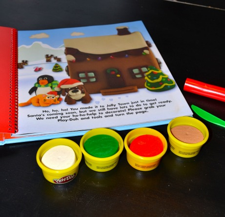 Play Doh Book
