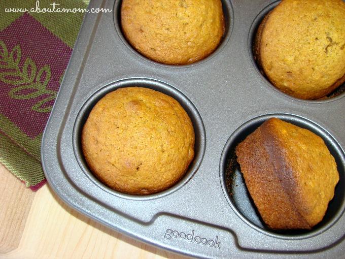 Sweet Potato Muffins Recipe