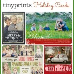 Tiny Prints Holiday Cards