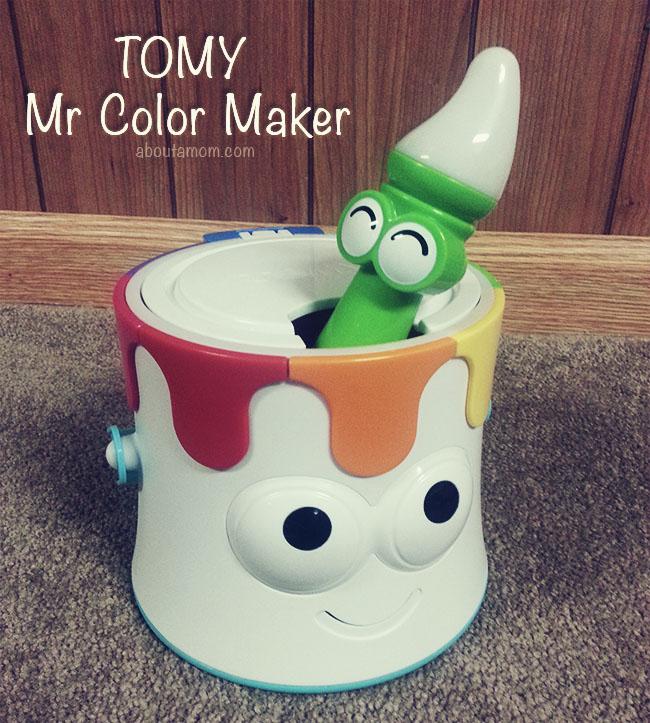 Tomy-mr-color-maker