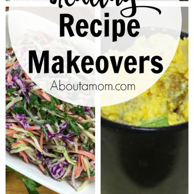 16 Healthy Recipe Makeovers
