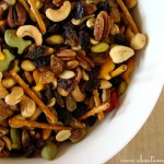 4 Nut Trail Mix Inspired by #TheNutJob Movie