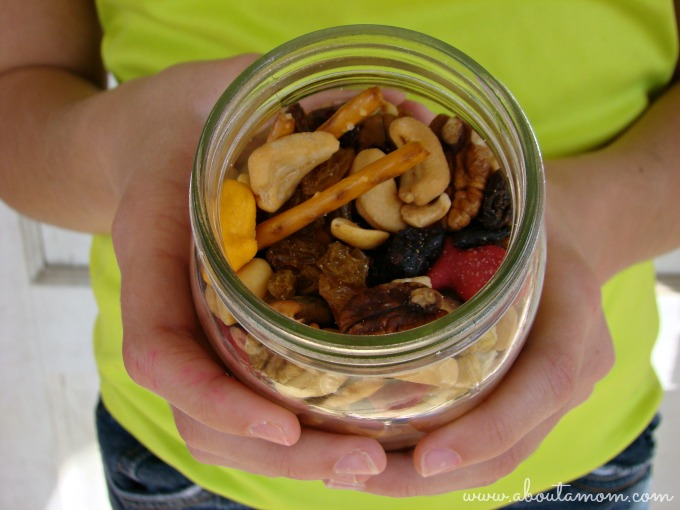 4 Nut Trail Mix