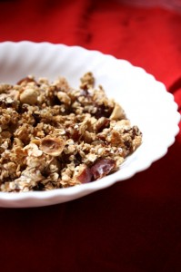 "It's a ""Date"" Granola Recipe"