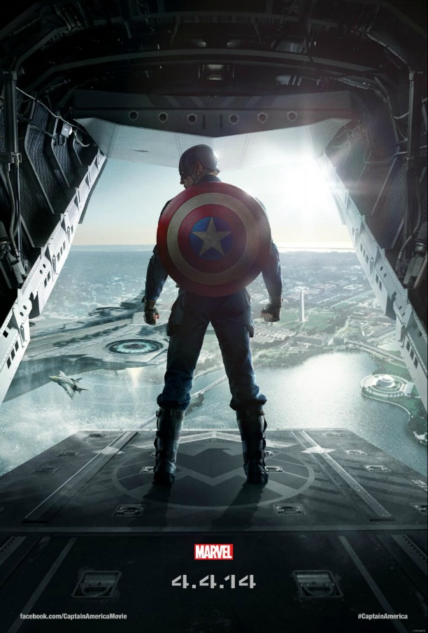 Disney Captain America The Winter Soldier