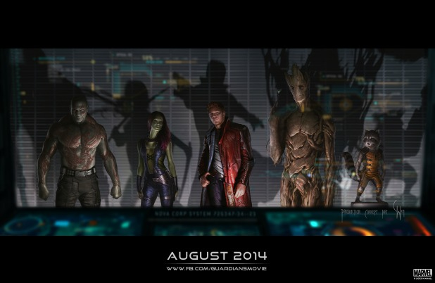 Disney Guardians of the Galaxy