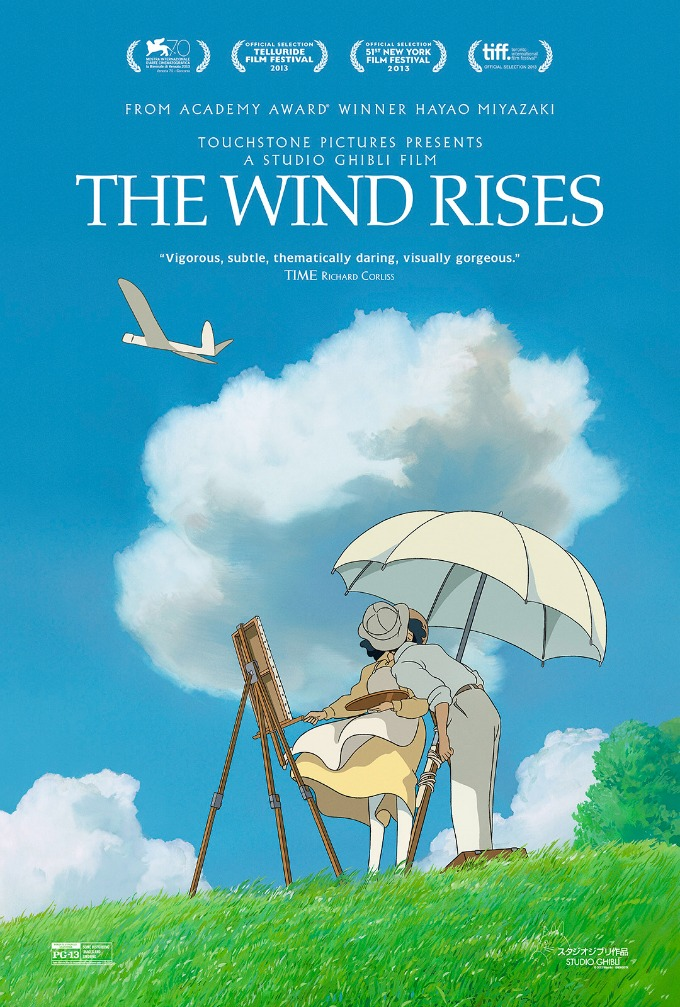 Disney The Wind Rises