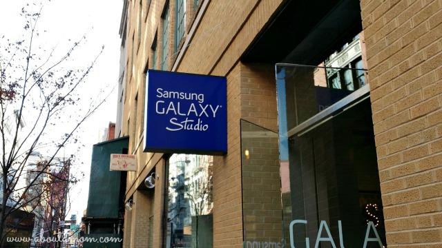 My Samsung Galaxy Experience