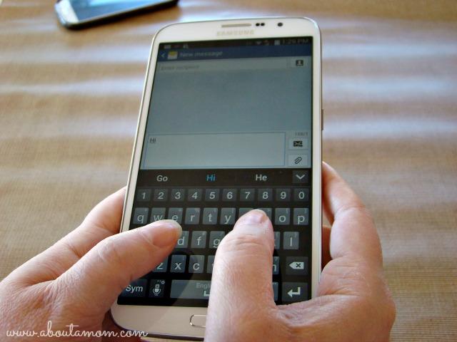 Samsung Galaxy Mega - The biggest smartphone ever!