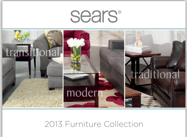 Update Your Decor with Sears Furniture Collection