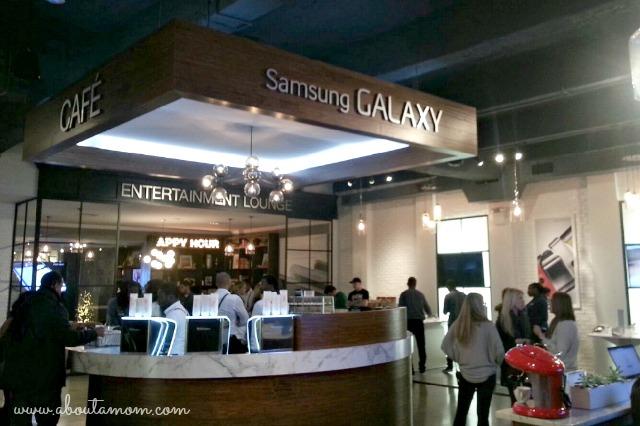 My Samsung Galaxy Studio Experience