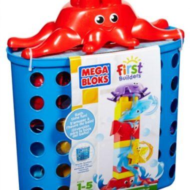 Mega Bloks Build n Splash