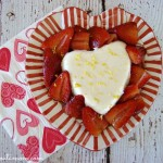 Panna Cotta with Balsamic Strawberries Recipe
