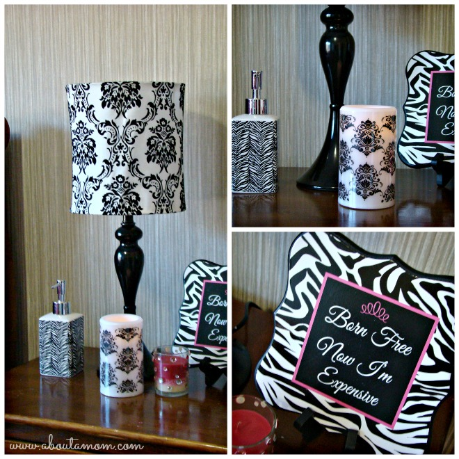 Our Teen Girl Bedroom Makeover For The Familydollarhomemakeover Challenge Sweepstakes About