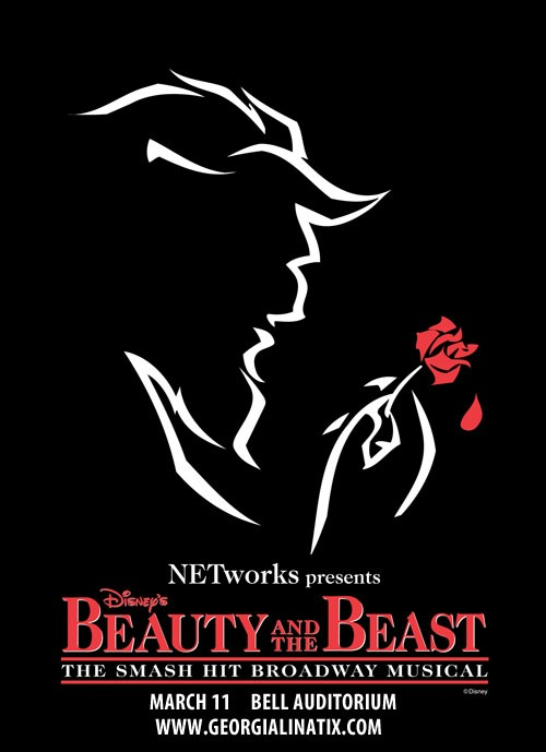 Disney's Beauty and the Beast Broadway Musical at Bell Auditorium in Augusta
