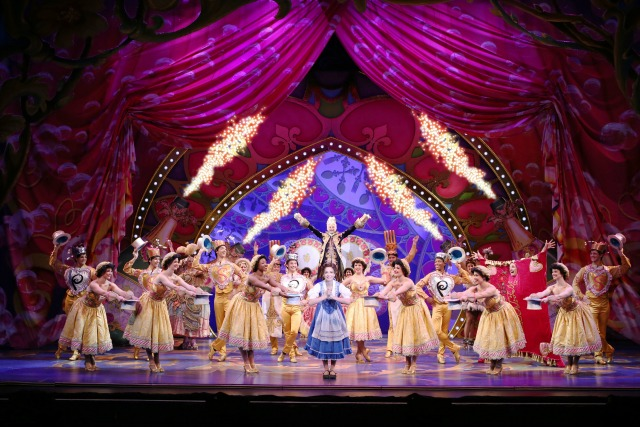 Disney's Beauty and the Beast Broadway Musical in Augusta