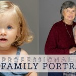 Free Professional Family Portraits Class from Craftsy