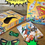 Harness Your Inner Super Hero with Big G Cereal