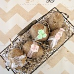Jute Wrapped Eggs