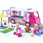 Mega Bloks Barbie Build 'n Play Luxe Camper Giveaway