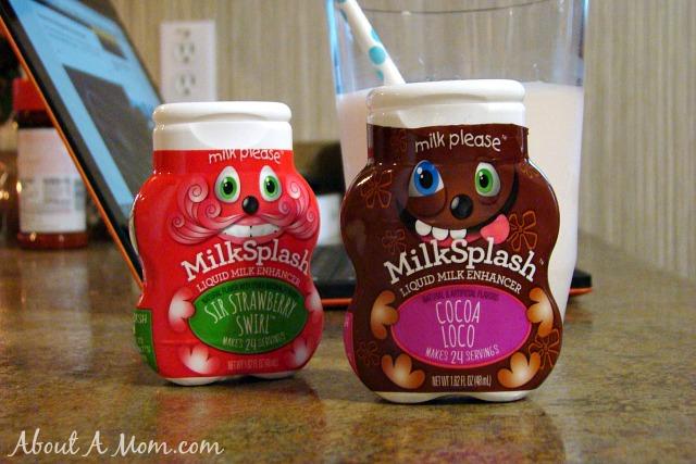 MilkSplash Milk Flavoring