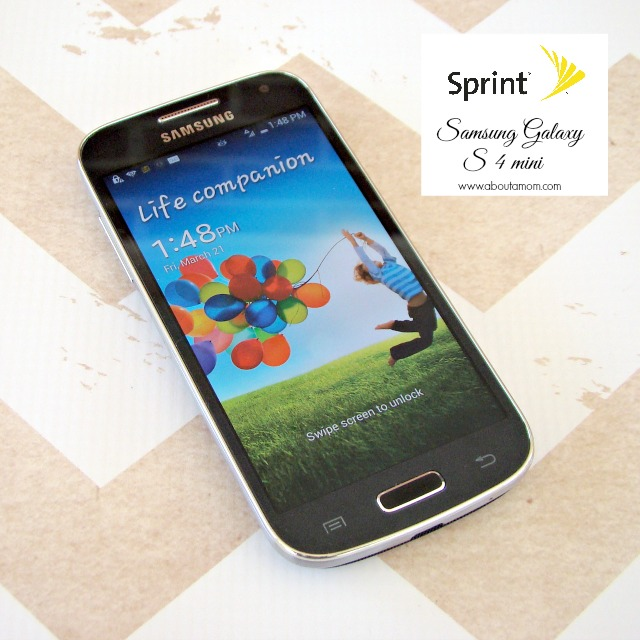 The New Sprint Framily Plan and a Samsung Galaxy S 4 mini Giveaway