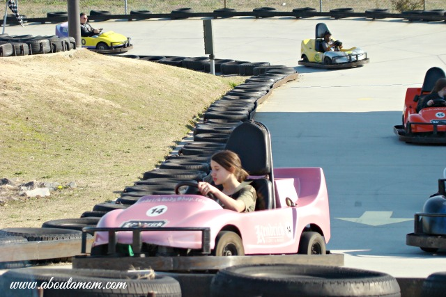 Things to do in Augusta with Teens - Go Karts