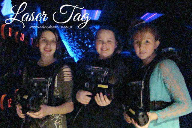 Things to do in Augusta with Teens - Laser Tag